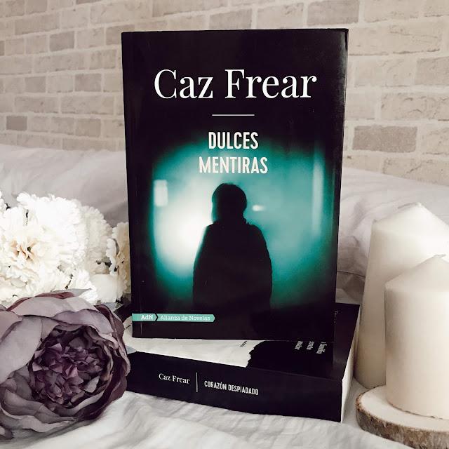 Reseña literaria: Dulces mentiras de Caz Frear