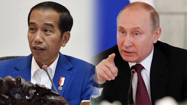 Fadli Zon Bandingkan Jokowi dan Putin