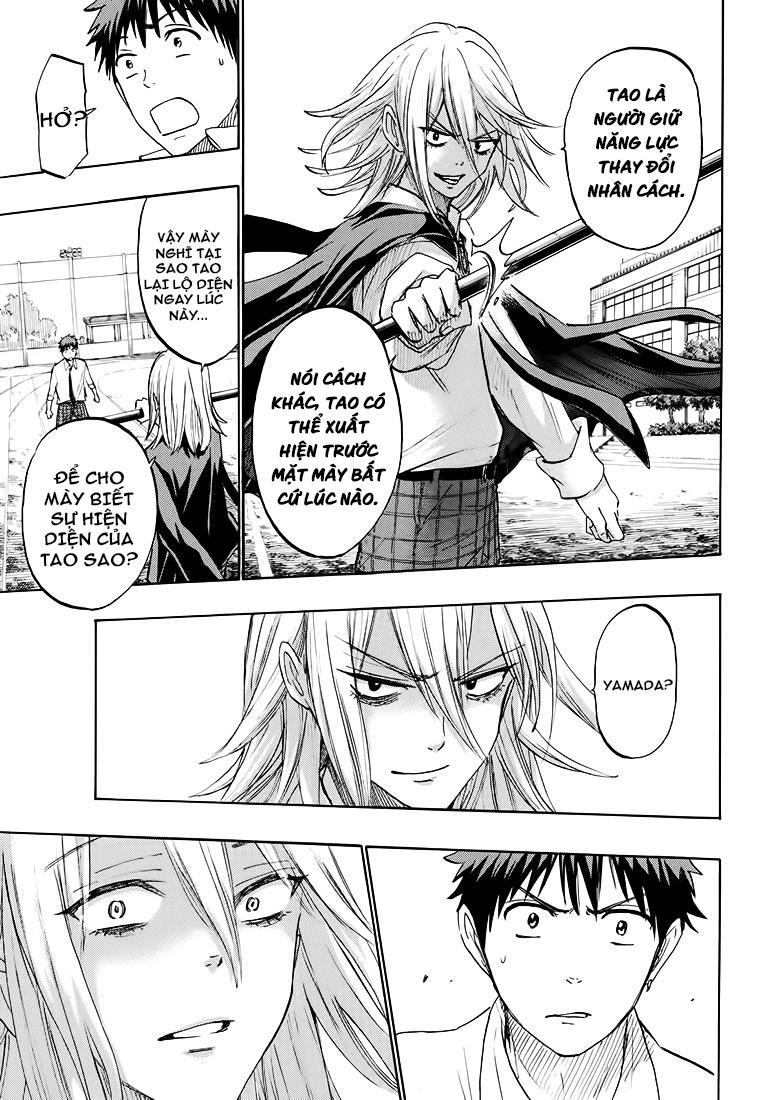 Yamada kun to 7 nin no Majo Chap 221 - Trang 5