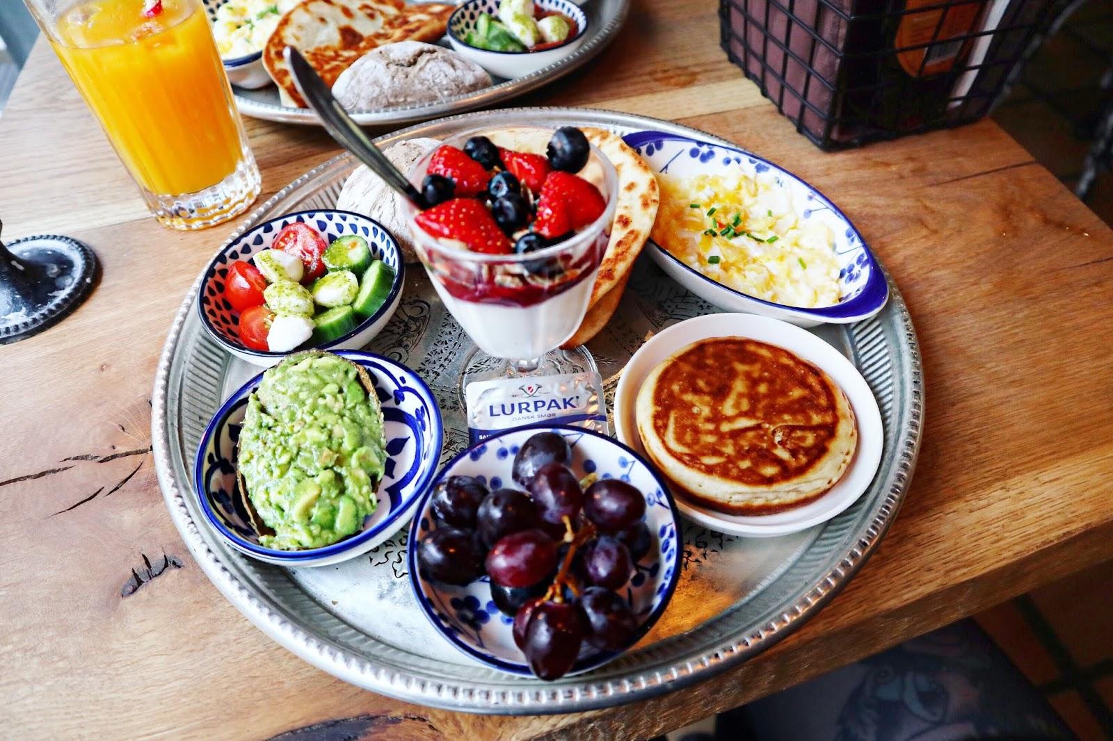 brunch places in Copenhagen