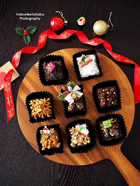BEST CHRISTMAS BROWNIES BY KIM BROWNIES