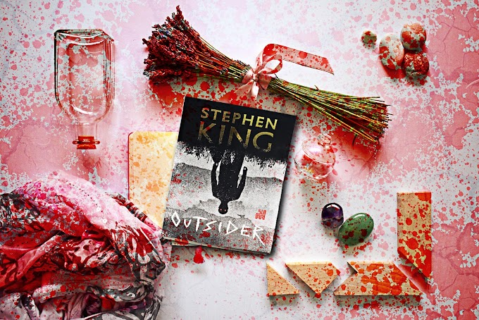 [RESENHA #745] OUTSIDER - STEPHEN KING