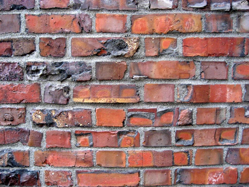 Darcy Cruz: brick wallpaper