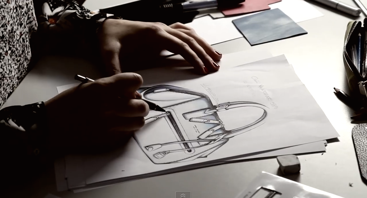 Video: The Making of the New Incognito bag by Marc Jacobs