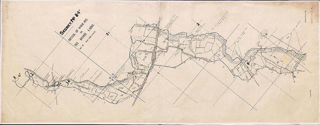 No Man's Land Ypres Map