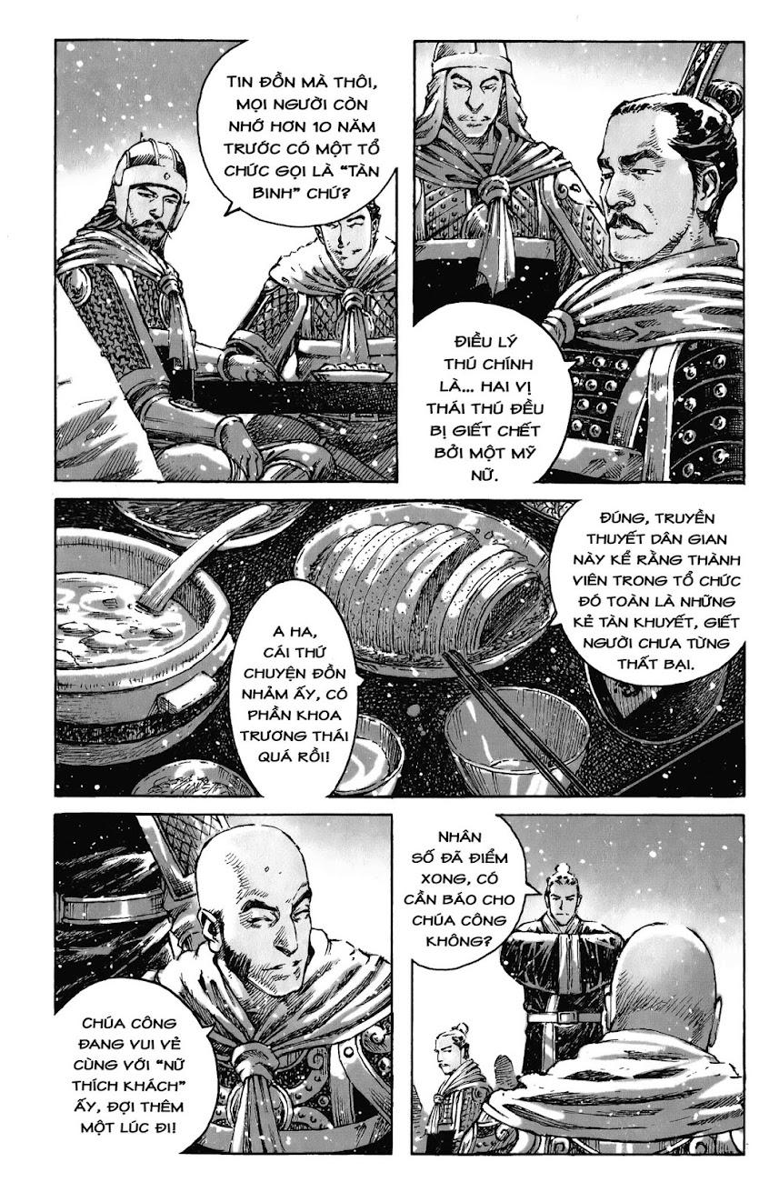 Hỏa phụng liêu nguyên Chương 445: Nam phương tân binh [Remake] trang 5