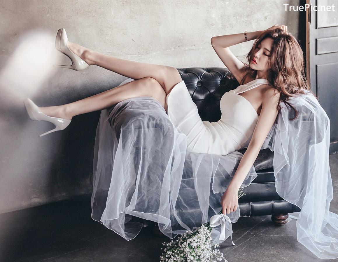 Image Korean Fashion Model - Park Jung Yoon - Wedding Dress Set - TruePic.net - Picture-8