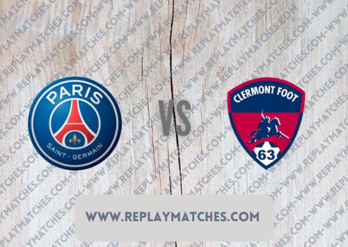 PSG vs Clermont Full Match Highlights 11 September 2021