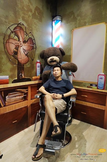 泰迪熊博物馆