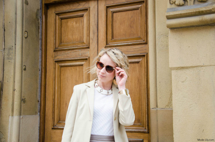 Outfit Post: Vintage Vibes | M&S Coat