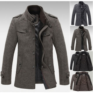 Latest Winter Jackets for Men 2015