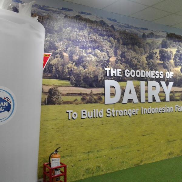 Berkunjung Ke Pabrik Frisian Flag Susu Kental Manis Buat Ku Makin Percaya  Akan Kualitas Susunya