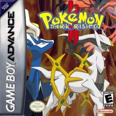 Pokemon Dark Rising 2 GBA ROM Download
