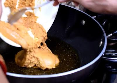 How to make Besan ki Barfi at home in hindi