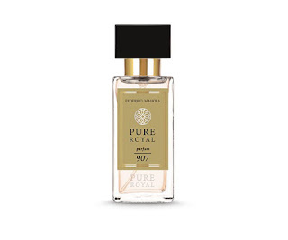 Elusive Woody Citrus Perfume for Women and Men FM 907