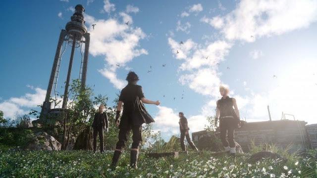 الكشف عن متطلبات تشغيل النهائية للعبة Final Fantasy XV على جهاز PC