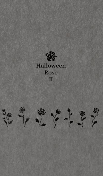 Halloween Rose 2