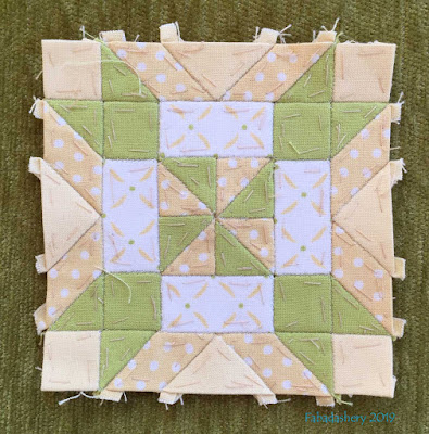 The Farmer's Wife Sampler Quilt (20's) 79 Silver Lane