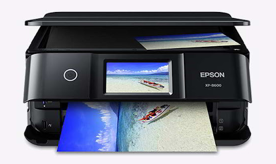 Epson XP-8600 Driver and Software Downloads