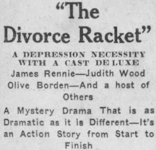Olive Borden The Divorce Racket