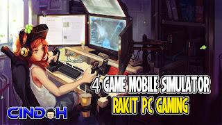 mobile game simulation
