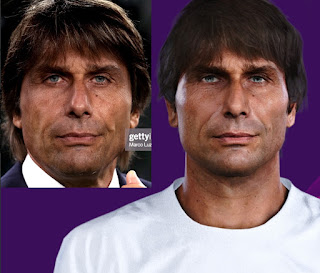 PES 2020 ML Manager Mod Antonio Conte by PES Fan