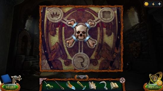 установленные фигурки и получен череп в игре затерянные земли 4 скиталец