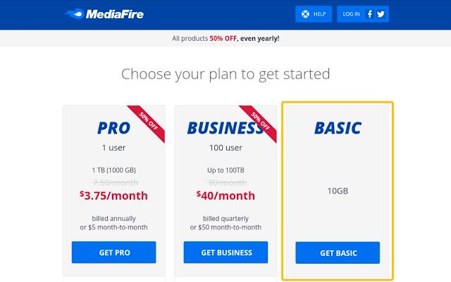 Daftar Mediafire Gratis