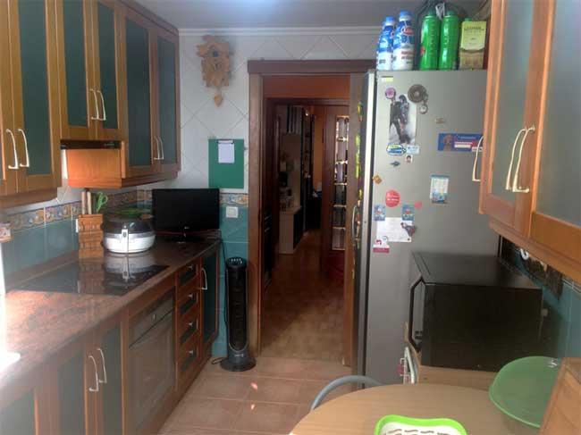 piso en venta avenida hermanos bou castellon cocina