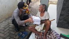 TNI-Polri Dan Pemkab Batang Kembali Bagikan Menu Berbuka Untuk Kaum Duafa
