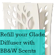 How to Refill a Glade Expressions Diffuser With A Bath & Body Works Scent