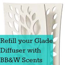 Refill Glade Expressions Diffuser