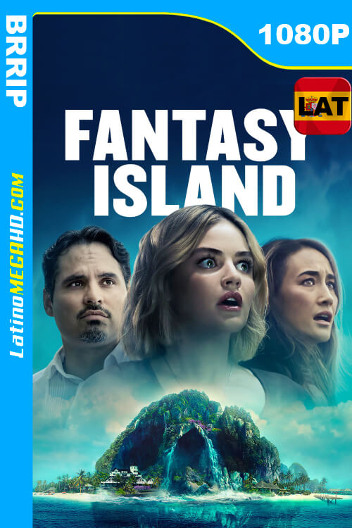 La isla de la fantasía (2020) UNRATED Latino HD 1080p ()