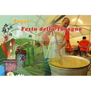 Festa della Taragna dal 14 al 23 settembre Stabello (BG)