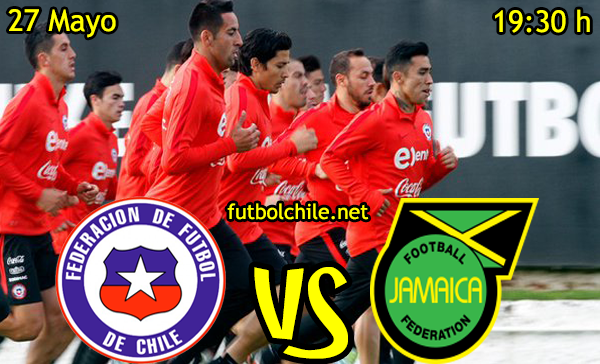 VER STREAM YOUTUBE RESULTADO EN VIVO, ONLINE: Chile vs Jamaica