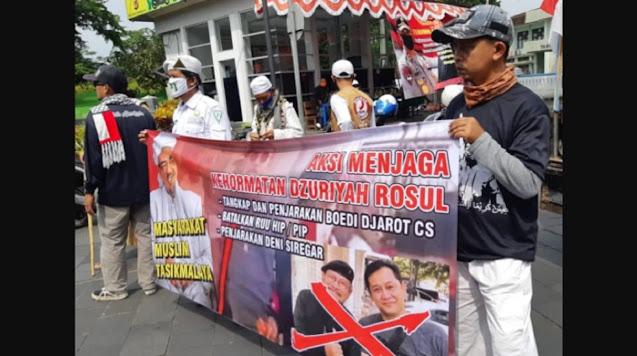 Dianggap Sering Provokasi dan Pojokkan Ulama, Denny Zulfikar Dipecat dari Marga Siregar