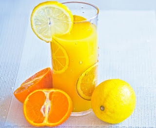 Minuman Penambah Darah - Jus Lemon