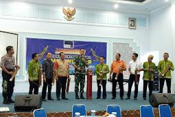 Dukung Program Kentongan LPPRRI, Danrem Apresiasi Prajurit TNI Bantu Warga Terdampak Gempa
