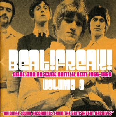 Beatfreak! Rare And Obscure British Beat 1964-1969 Vol.3