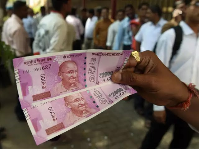 The big warnings given by the Modi government about the 2000 rupee note across the country, the big news of November 28