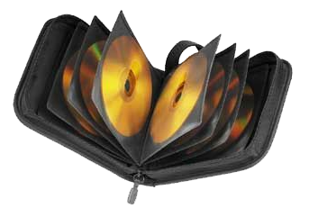 сумочки под dvd диски.