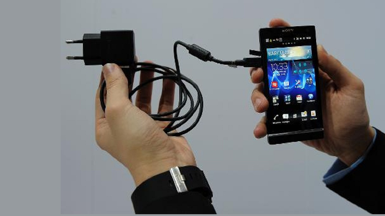 Import duty on mobile phone and charger parts increased