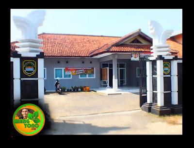 Kantor Desa Cinangsi, Kecamatan Cibogo, Kabupaten Subang