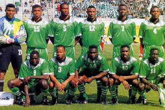 10 Best Nigerian Footballers Of All Time
