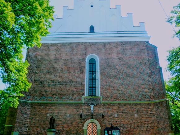 Дрогобич. Костел Святого Апостола Варфоломія