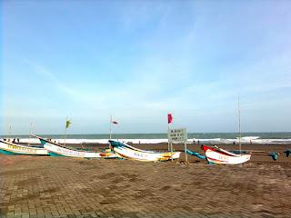 Pantai Keburuhan Ngombol Purworejo