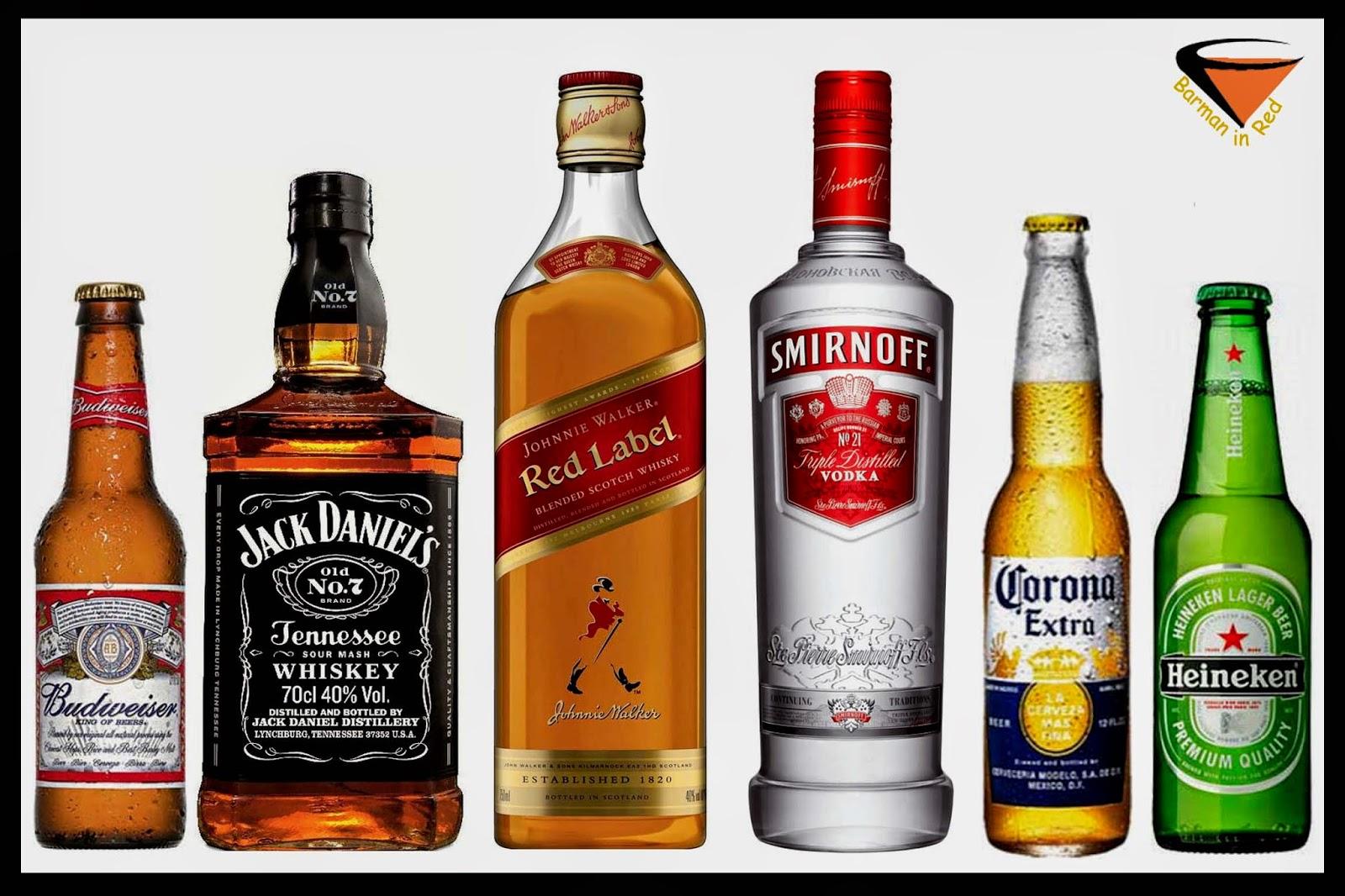 Las Seis Bebidas Con Alcohol Más Valiosas Del Mundo