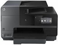 Descarga de controlador HP Officejet Pro 8620