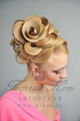 Gyrgy Kot a hairstyling master from Russia  The HairCut Web