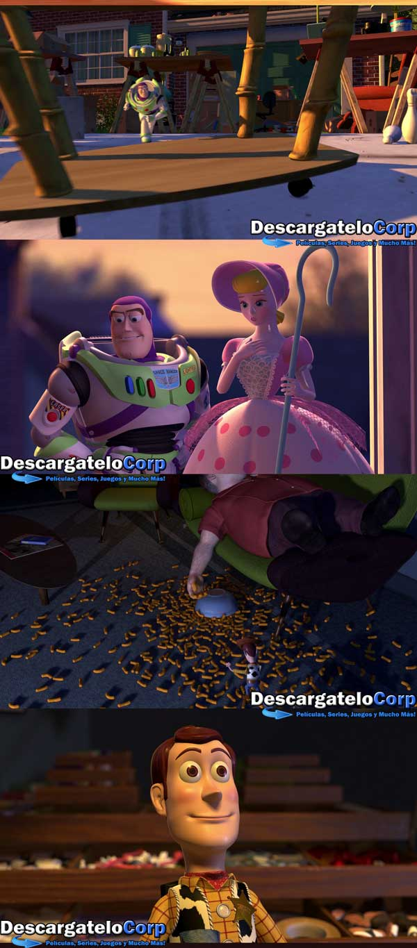 Descargar Toy Story 2 HD 1080p Latino